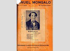1834 Emmanuel Mongalo y Rubio Natalicio Nicas En El