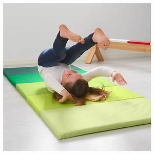 Tapis Ikea Vert : plufsig tapis de gymnastique pliant vert 78x185 cm ikea ~ Teatrodelosmanantiales.com Idées de Décoration