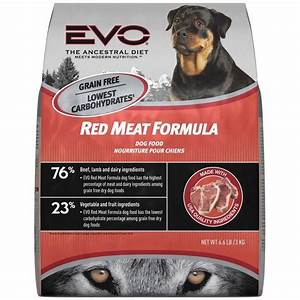 Evo red meat dry dog food 66 lb bag product reviews for Evo red meat dog food