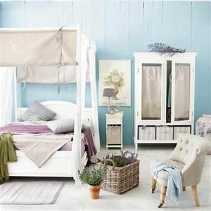 Schlafzimmer Vintage Style : d coration chambre vintage du charme l 39 ancienne ~ Michelbontemps.com Haus und Dekorationen