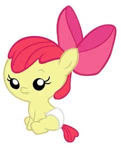My Little Pony Apple Bloom Baby