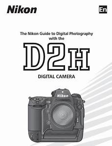 Nikon D2h Manual  Camera Owner User Guide And Instructions
