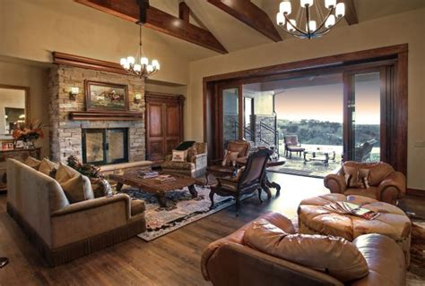 Texas Hill Country Interior Design Ideas