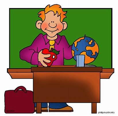 Clipart Student Tech Teacher Classroom Staff Info