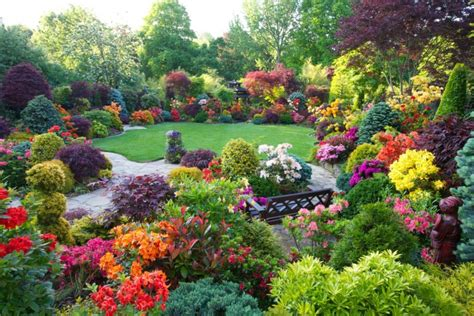 Free Garden Image by Beautiful Home Flower Gardens Wallpaper Desktop