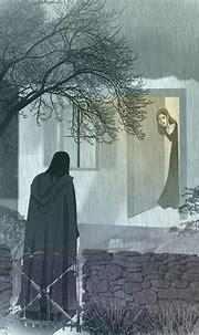 Severus visiting Lily | Лили эванс, Хогвартс, Гарри поттер