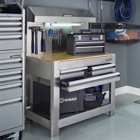kobalt 3 drawer workbench 8 best mobile woodshop images on tool storage