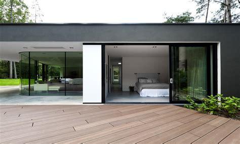 modern open plan house design ultra modern small house plans bungalow layout treesranchcom