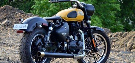 modified royal enfield classic 350 india bullet mod