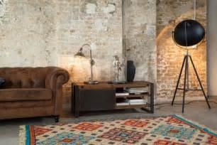 wohnzimmer industrial industrial stonewashed für die wohnung myhammer magazin