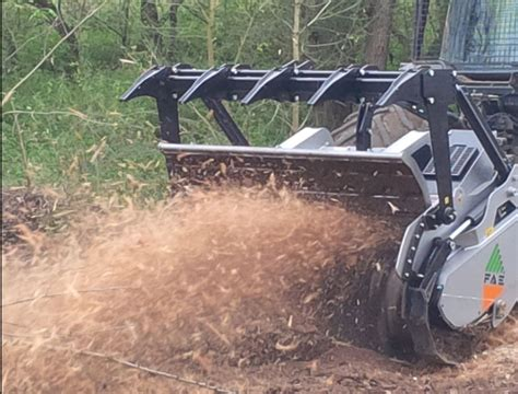 fae umh mega forestry mulcher tractor attachment dwl machinery