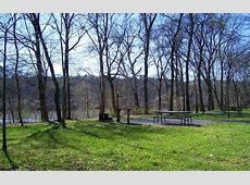 Fort Frederick State Park Picnic Tables – C&O Canal Trust