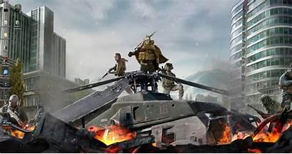 Warzone Duty Call Engine Bandicam