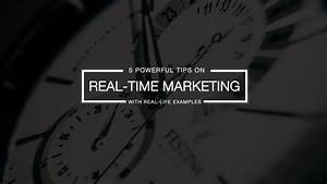 5 Powerful Real Time Marketing Tips | Brand24 Blog