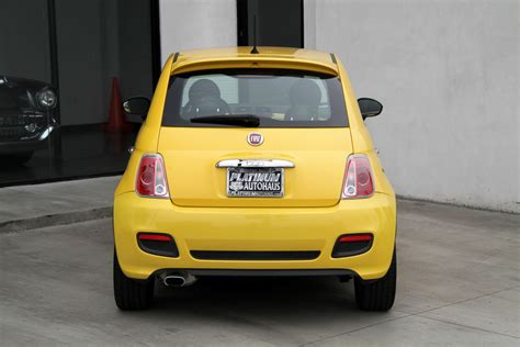 2015 Fiat 500 Sport Stock # 6243a For Sale Near Redondo