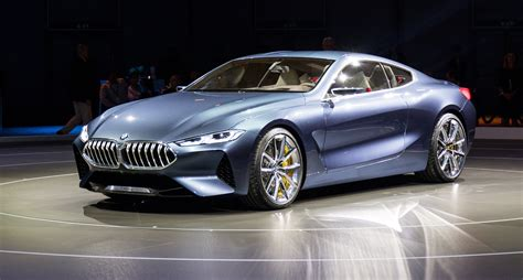 Bmw 8 Series Coupe Photo by Bmw 8 Series Concept Revealed Photos 1 Of 61