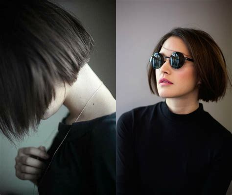 new sharp blunt bob hairstyles 2017 hairdrome com