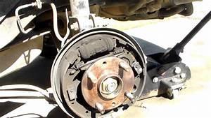 Mazda Protege Rear Brake Job