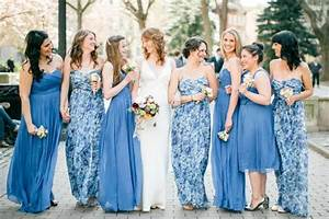 How to Coordinate Mismatched Bridesmaids Dresses - PureWow
