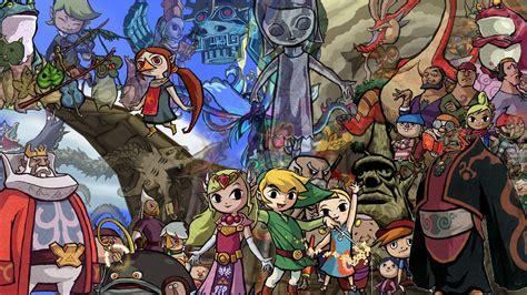 The Legend Of Zelda The Wind Waker 2003 2013 Gamecube