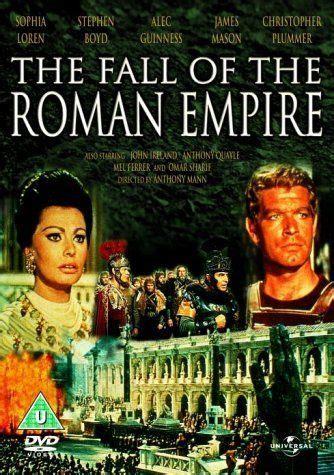 The Fall of Roman Empire 1964