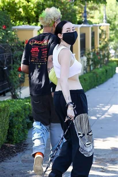 Noah Cyrus Boyfriend Smokepurpp Calabasas Organics Sunlife