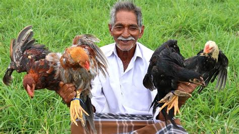 Traditional Chicken Biryani By Our Grandpa For Kids