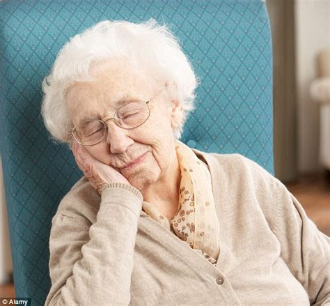 Sleeping Badly In Old Age Could Spark Dementia Daily