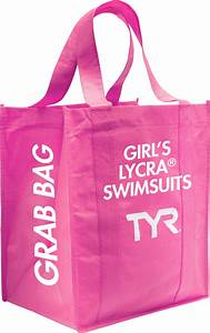 Girls 39 Grab Bag Thin Thick Lycra Swimsuit Tyr