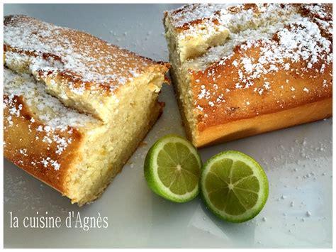 cake verveine citron la cuisine d agn 232 sla cuisine d agn 232 s