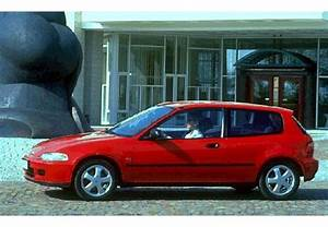 Fiche Technique Honda Civic : fiche technique honda civic civic lsi 1993 ~ Medecine-chirurgie-esthetiques.com Avis de Voitures