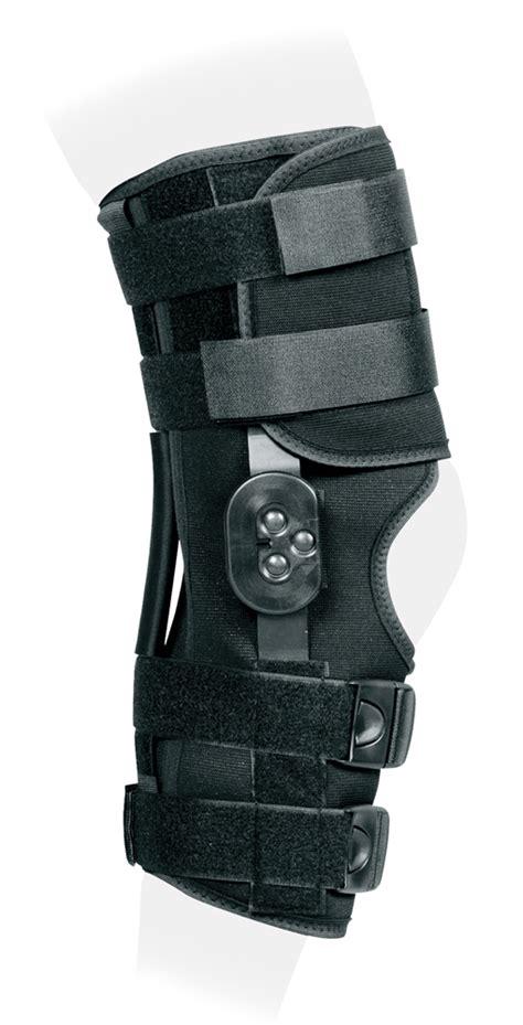 chambre inhalation attelle ligamentaire de genou support everest pour les