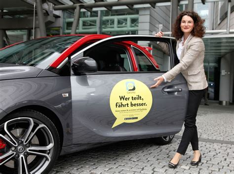 auto verleihen privat opel startet carsharing angebot quot carunity quot opel news