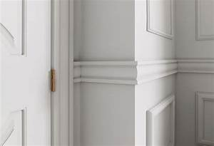 Elevated, Style, With, Moulding, U0026, Trim