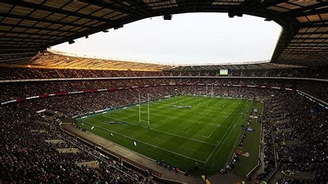 nfl adds twickenham stadium  london mix football