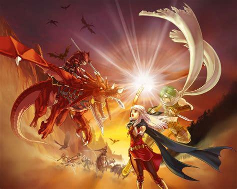Fire Emblem Fates Wallpaper Hd Wallpaper Fire Emblem Radiant Dawn Games