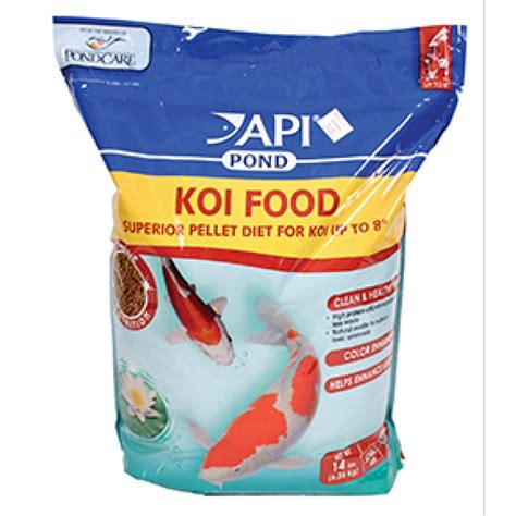api cuisine api pond koi food pond supplies gregrobert
