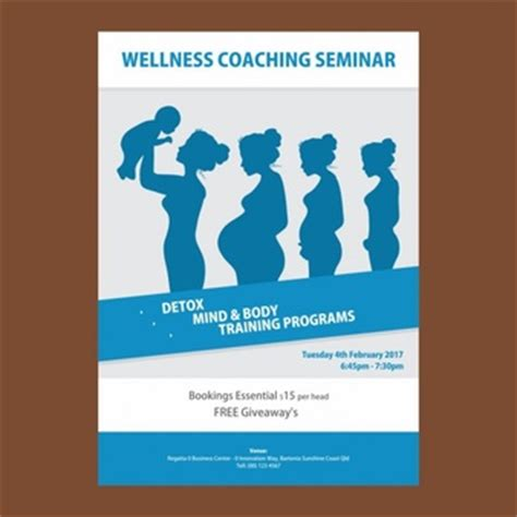 Health Coach Brochure Templates by Exclusive Templates Vectors By Freepik Thousands Of Files