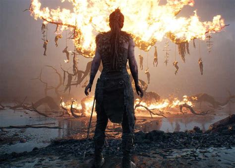 Hellblade Senua's Sacrifice Launch Official Delayed Until