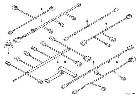 Bmw X6 Wiring Diagram by Bmw X6 Wiring Set Ars Valve Block 61126970670 Bmw