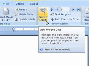 merge documents in excel 2007 mail merge excel 2007 to With combine documents word 2007