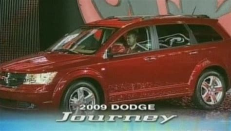 Dodge Journey Backgrounds by Imcdb Org 2009 Dodge Journey Jc49 In Quot Motorweek 1981 2019 Quot