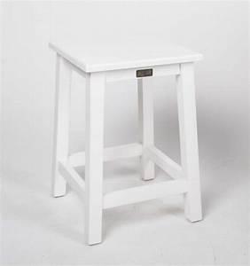 Tisch Mit Hocker : tisch tresentisch mit zwei hocker aus massivholz in weiss ~ Lateststills.com Haus und Dekorationen