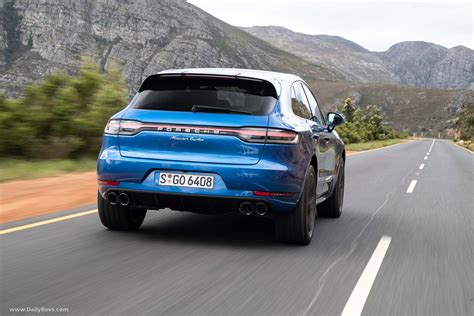 The good the 2019 porsche macan s is a blast to drive, and it packs some of the segment's best tech. 2019 Porsche Macan Turbo - HQ Pictures, Specs, Information & Videos - Dailyrevs