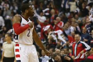 2017 NBA Playoffs Roundup, Day 5: Wall Wills The Wizards ...
