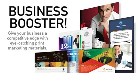 give business  boost create professional marketing
