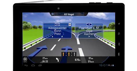 tablet auf tv navi tablet mit tv empf 228 nger professional