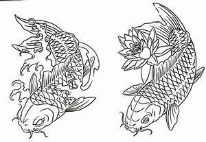 Best Of Coy Fish Mandala Coloring Pages Collection