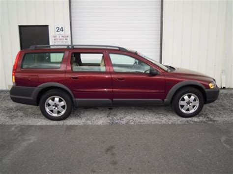buy   volvo cross country   vxc awd wagon