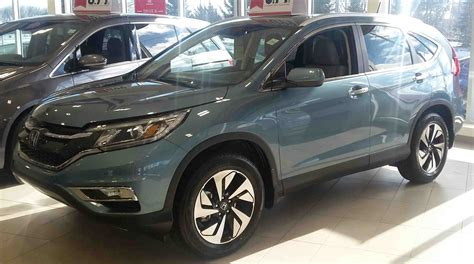 2016 Cr V by Showroom Showoff 2016 Cr V Touring Dow Honda